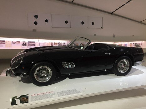 Ferrari California 1957